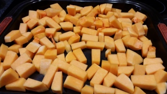 Butternut squash is low calorie, filling and so tasty!