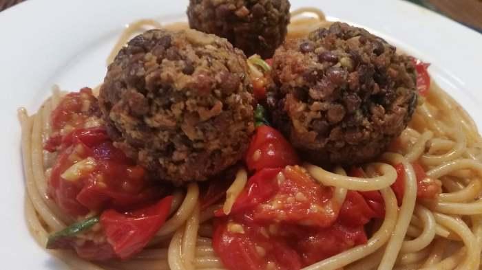 lentil-meatballs