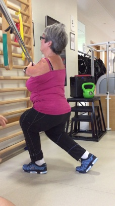 Supported lunge 2